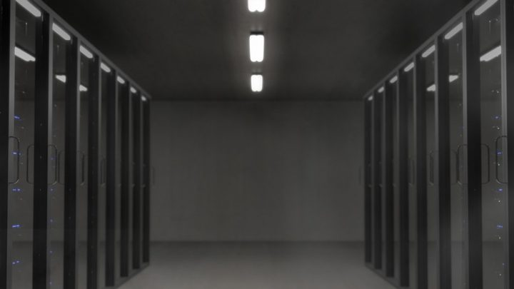 A room of servers